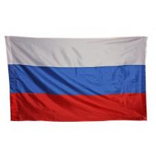 Флаг триколор 90*150 в пакете ткань 261023