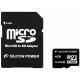 Карта памяти Silicon Power Micro SD 04 Gb SDHC Class 10 + adapt