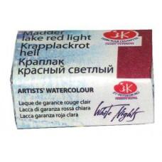 Краска аквар. кювета Краплак красный светл  2,5м 1911313 ЗХК